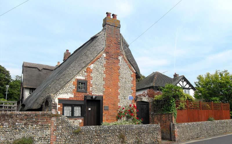 Blakes Cottage Felpham
