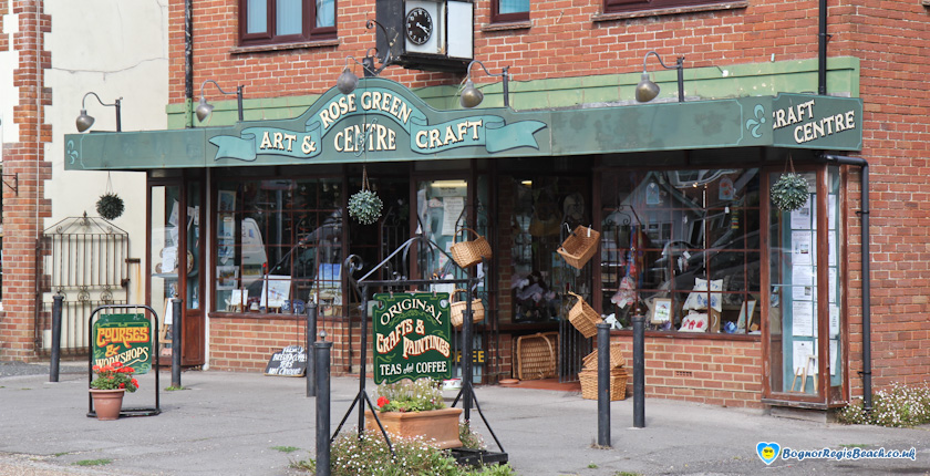 Rose Green art and craft centre