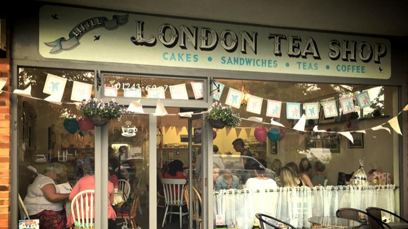 Little London Tea Shop Pagham