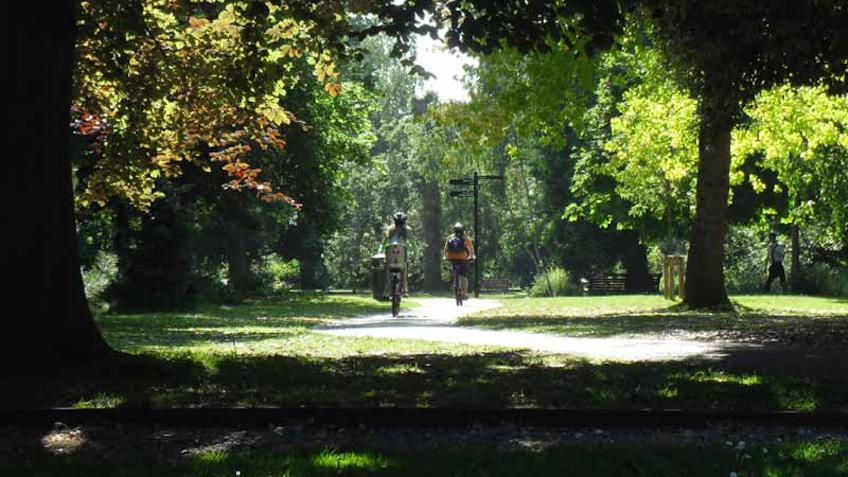 Hotham Park dates back to the 1700's