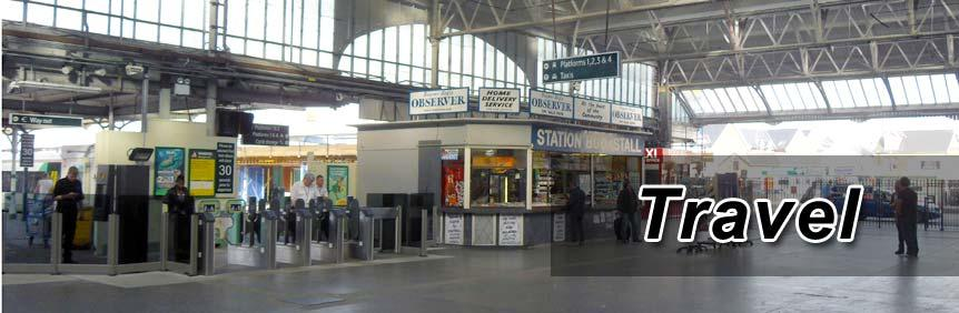 Bognor Regis train station